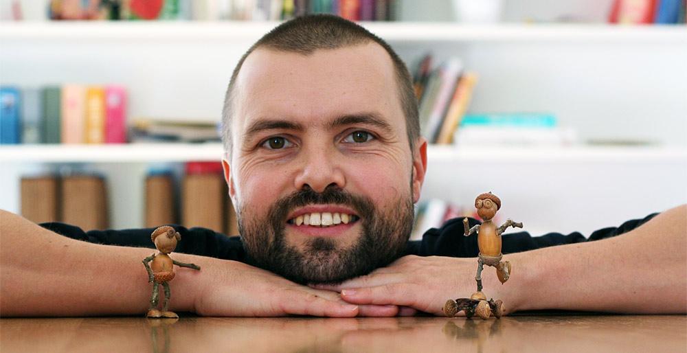 Petr Václavek - autor dubánků i eshopu Flatika