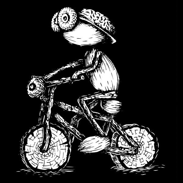 Dubánek cyklista