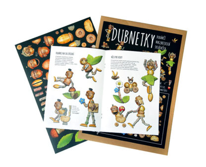 Dubnetky - náhled brožurky
