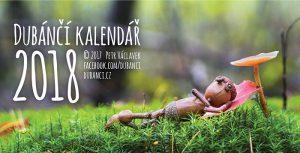 Stolní dubánčí kalendář 2018 nejen do kanceláří