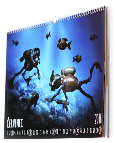 Dubánci - kalendář