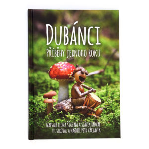 Kniha Dubánci, příběhy jednoho roku