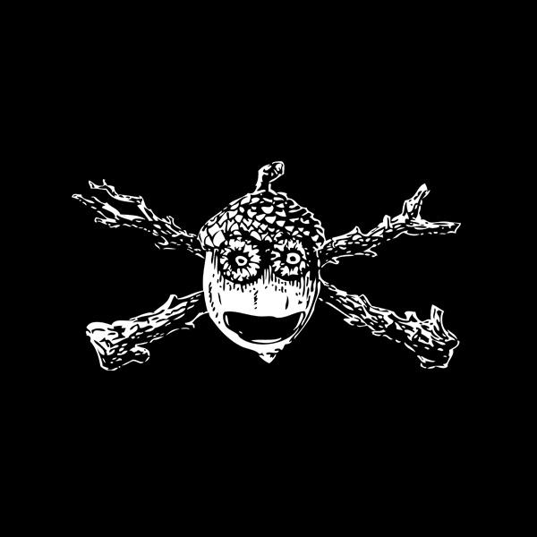 Inverzní pirátský motiv