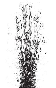 Motiv na triko pro cyklisty bez blatníků