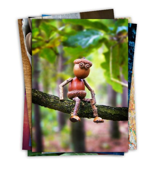 Výběr těch nejlepších dubánčích pohlednic
