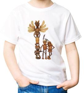 Tričko pro indiány s dubánkem
