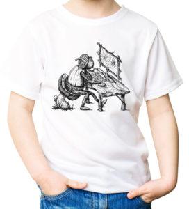 Tričko s motivem dubánka - počítačového hráče