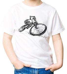 Akční dubánek na kole