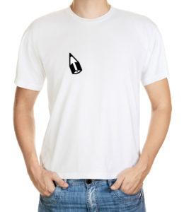 Tričko na podporu mého webu ilustrator.cz pro uživatele Adobe Illustrátoru