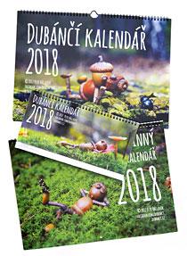 Dubánčí kalendáře pro rok 2018