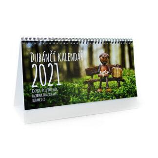 Stolní dubánčí kalendář
